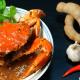 Tamarine crab