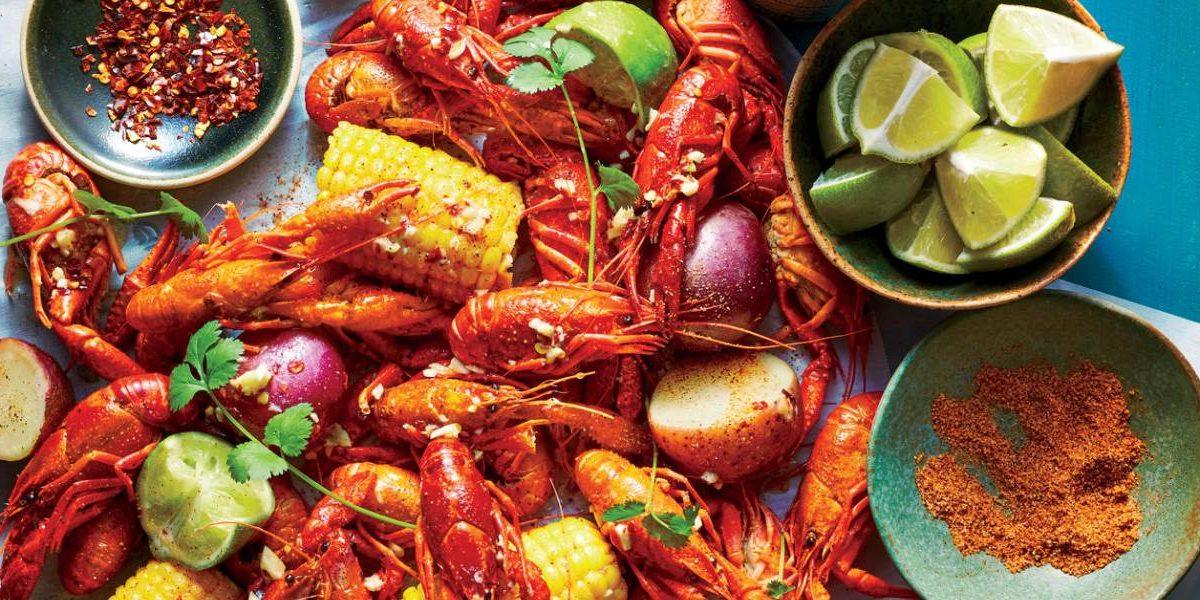 Crawfish Foods