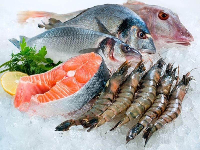Defrost Seefoods