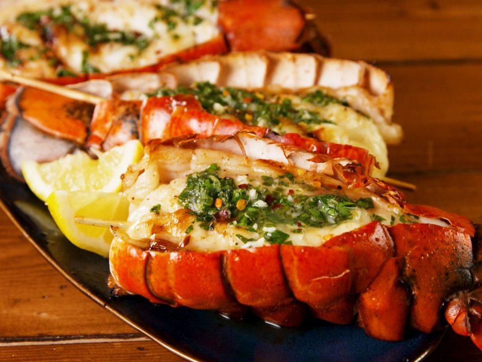 Lobster food